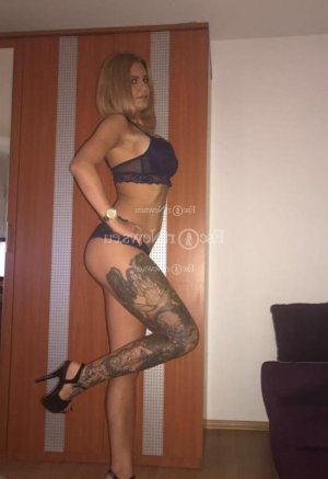 Karyna tranny live escort in Glenn Heights TX