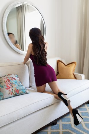 Liena tranny escort girls & thai massage